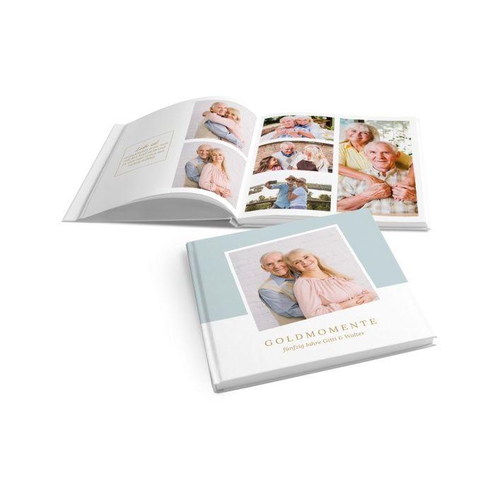 Modernes Fotobuch für unvergessliche Momente