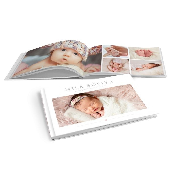 Niedliches Fotobuch: Ihre Kinderfotos für die Ewigkeit