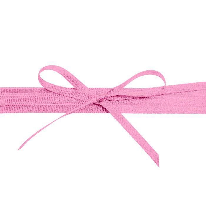 Hochwertiges Satinband in Pink - für Ihre Hochzeitsdetails