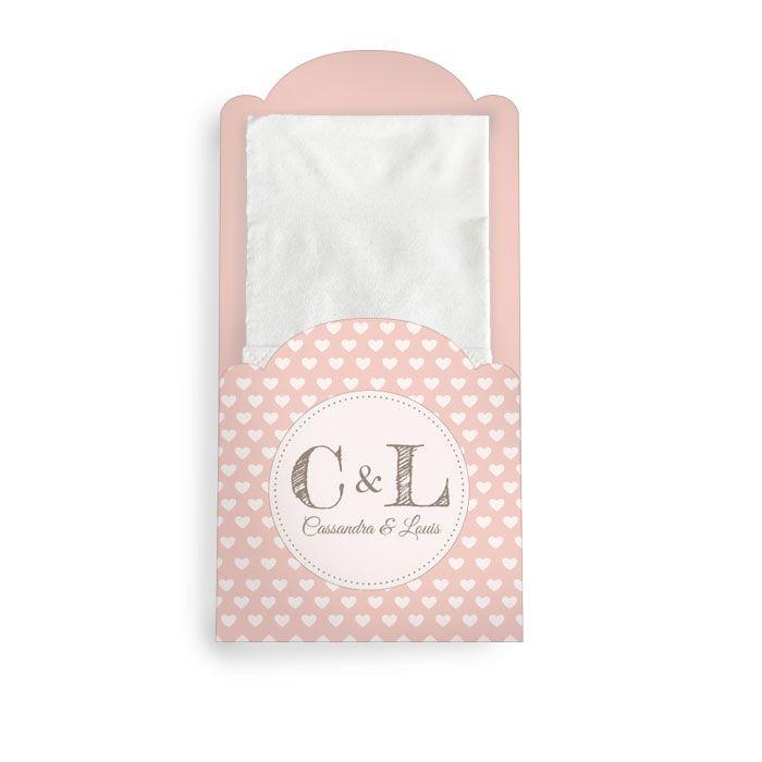 Hüllen für die Freudentränen Taschentücher im Retrostil
