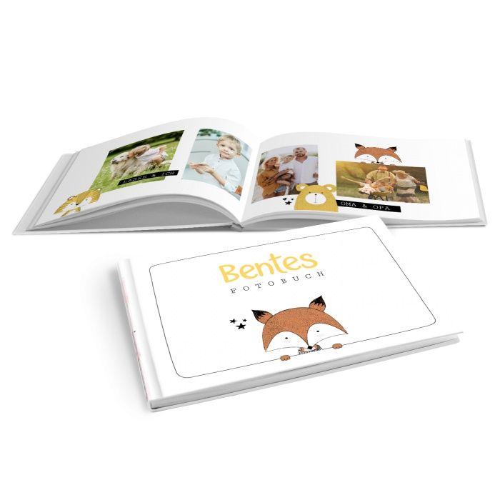 Tierisches Fotobuch: Ihre Kinderfotos für die Ewigkeit
