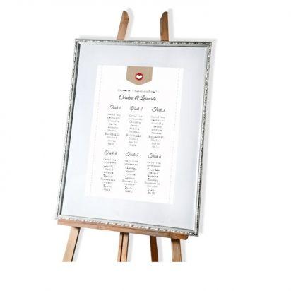 Tischplan
